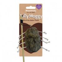 Gato Jolly Moggy Caña Araña Pelo