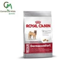 Pienso Royal Canin Medium Dermacomfort 3KG Perros Medianos Problemas Dermatológicos