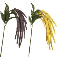 Vara Flor Amarantus Artificial. Realista de T