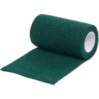 1 Rollo de Vendaje Flexible para Animales Vet-Flex Color Verde