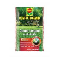 Abono Césped con Herbicida Compo, 500 G