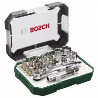 Accesorios Bosch - Set de 26 Uds Atornillar: