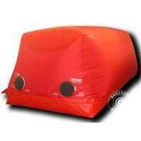 Carcoon 4,7X2 M Rojo, Interior