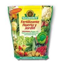 Fertilizante Orgánico Huerta y Jardín 1Kg