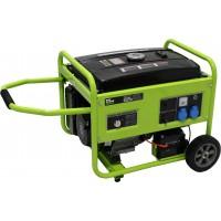 Generador a Gasolina 6KW con Ruedas + Regalo