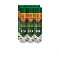 Insecticida Rastreros Fertiberia Efecto Inmediato y Persistente - Pack 6 X 750 Ml
