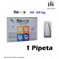 Pipeta Flevox 4,02 Ml Pulgas Garrapatas Fipro