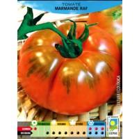 Tomate Marmande Raf Ecologico. 0,5 Gr. 85 Semillas-Seeds Bio Ecológicas.