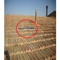 Ventilador y Deshumidificador Solar - Solarmagic