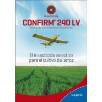Confirm 240 LV, Insecticidas Acaricida Certis
