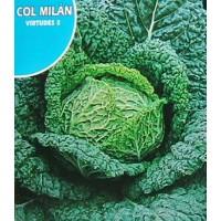 COL Milan Virtudes 3. Envase Hermético de  8 Gr/1600 Semillas.