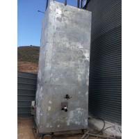 Deposito para Fabricacion Humus Liquido