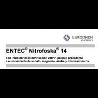 Entec® Nitrofoska® 14  Abono Complejo NPK (Mg-S) 14-7-17 (2-22,5)  de Eurochem Agro