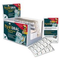 Hyaloral Razas Pequeñas y Medianas Salud Articular en Perros - 270 Comprimidos (Expositor)