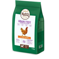 Nutro Grain Free Adult Med Pollo 1,4Kg