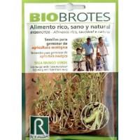 Semillas Bio Brotes para Germinar Soja Mungo Verd 25gr