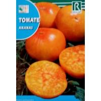 Tomate Ananas, Grande. Amarillo/naranja. 0,01 Gr / 25 Semillas