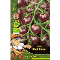 Tomate Black Cherry. Semillas Ecologicas 1Gr