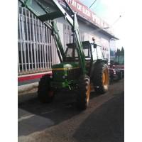 Tractor JOHN Deere 2850 4X4 con Pala