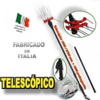 Vareador de Olivas Carbono Telescópico 170Watt 12 Volt.