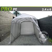 Carpa Garaje PRO 2,4X6,0X2,4 M