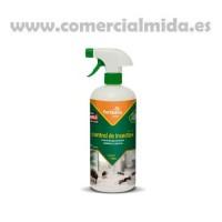 Insecticida Control de Insectos - Efecto Barr