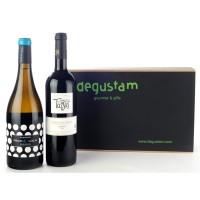Pack con Vinos Albariño y Ribera del Duero