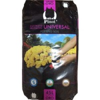 Pinot Premium Turba Sustrato de Cultivo 45 Litros