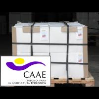 Bioestimulante Ecológico Trama y Azahar Fe-2, Abono CE. Sin Hormonas. Certificado CAAE. Palet de 16 Cajas de 12 Botellas X 1 Kg