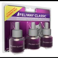 CEVA Pack Recambio 3 Meses Feliway, 3 X 48 Ml