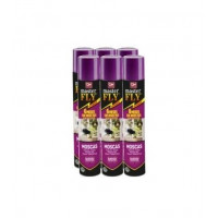 Pack Ahorro Insecticida Master FLY 750Ml 6 Botes