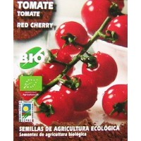 Tomate RED Cherry. 0,5 Gr. 150 Semillas Ecologicas Cultivo Bio-Ecológico.