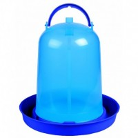 Bebedero para Pollos Eco 10 Litros Azul
