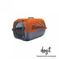 Dogit Pet Voyaguer M Naranja/gris