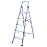 Escalera Altipesa Aluminio 5 Peldaños