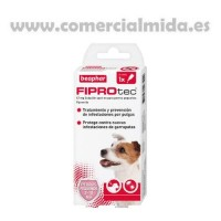 Fiprotec Spot-On para Perros Pequeños 2-10 Kg