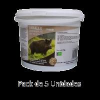 Pack Ahorro Repelente en Grano para Jabalíes Jabalex 5 X 2 Kg