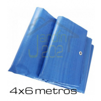 Toldos de Polietileno.4 X 6 Metros