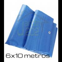 Toldos de Polietileno.6 X 10 Metros