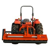 Trituradora - Desbrozadora Zomax Mod. ZM Ag175 Desplazamiento Hidraulico desde el Tractor