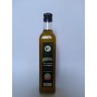 Aceite de Oliva Virgen Extra Ecológico. Botella 500 Ml Vidrio