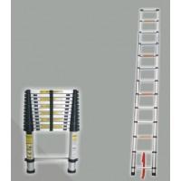 Escalera Aluminio Extensible 12 Peldaños Garantizada