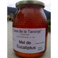 Miel de Eucaliptus 1Kg