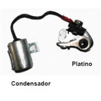 Platinos y Condensador