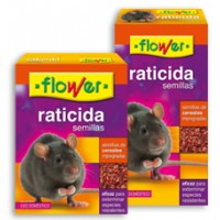 Raticida en Semillas de Flower
