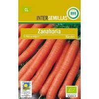 Semillas Ecologicas Zanahoria Nantesa 4Gr