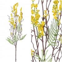 Vara Rama Flor Mimosa Artificial. Realista. A