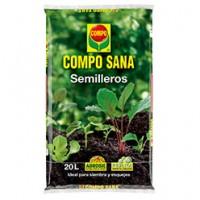 Compo SANA Semilleros, Substrato de Compo