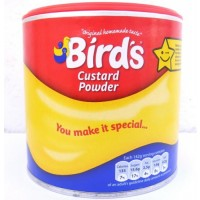 Custard Powder Bird´s 300G