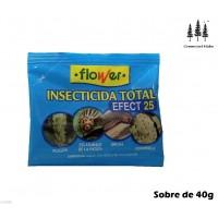 Insecticida Total Efect 25 40g contra Pulgón, Escarabajo Patata,oruga,cochinilla